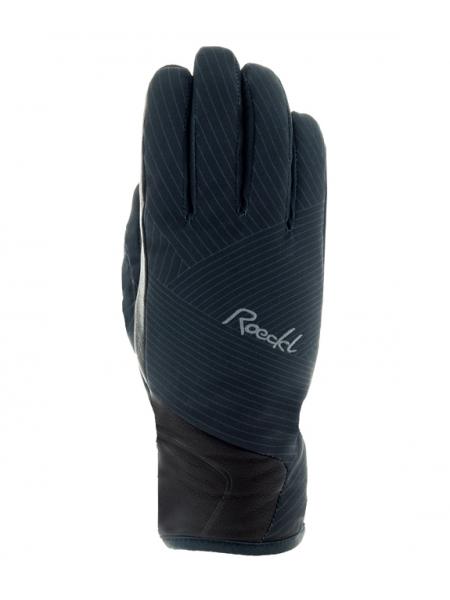 Гірськолижні рукавиці Roeckl Cevedale GTX black