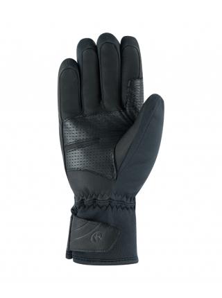 Горнолыжные перчатки Roeckl Cariboo black/white