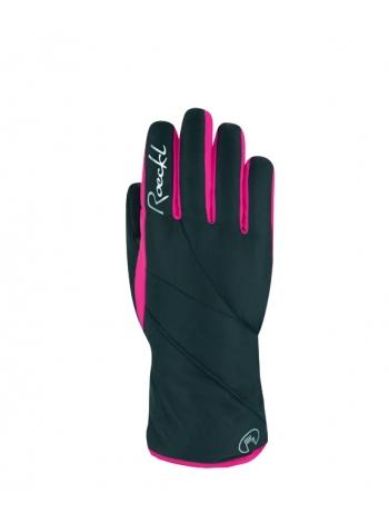 Гірськолижні рукавиці Roeckl Atlas GTX black/pink