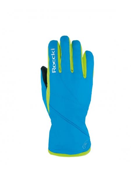 Горнолыжные перчатки Roeckl Atlas GTX blue