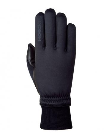 Горнолыжные перчатки Roeckl Kolon black
