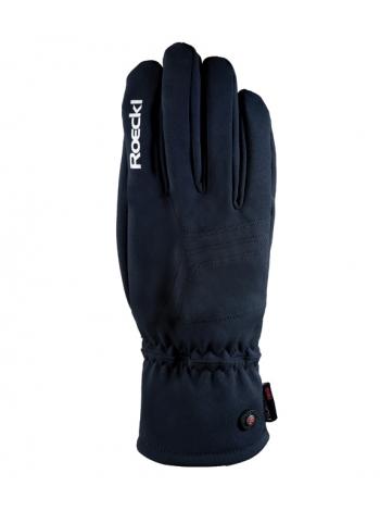 Гірськолижні рукавиці Roeckl Kuka black