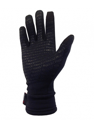Гірськолижні рукавиці Roeckl Katari black