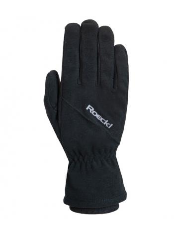 Гірськолижні рукавиці Roeckl Kayen black