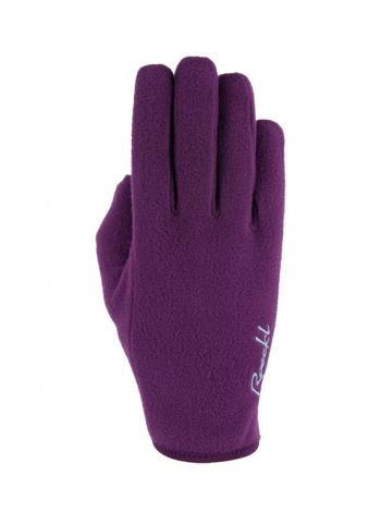 Горнолыжные перчатки Roeckl Kampen grape wine