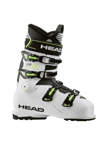 Ботинки горнолыжные HEAD EDGE LYT 100 WHITE/YELLOW