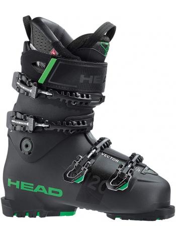 Ботинки горнолыжные HEAD VECTOR 120S RS BLACK