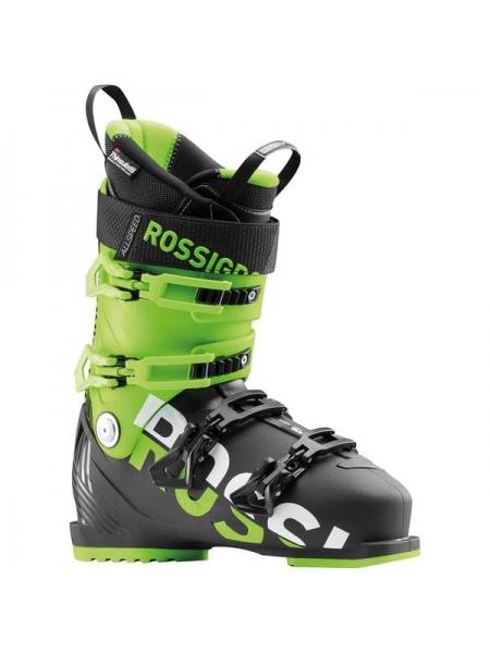 Горнолыжные ботинки ROSSIGNOL ALLSPEED 100 black-green
