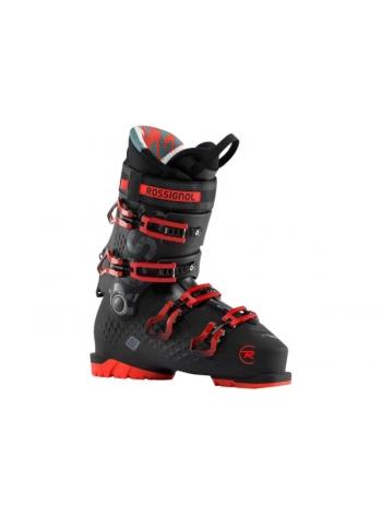 Ботинки горнолыжные Rossignol ALLTRACK 90 black red