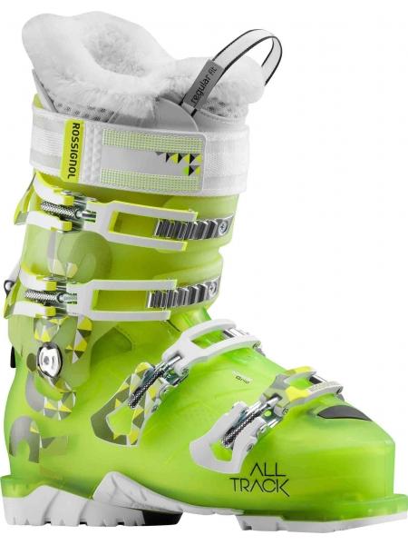 Ботинки горнолыжные Rossignol ALLTRACK 90W acid yellow