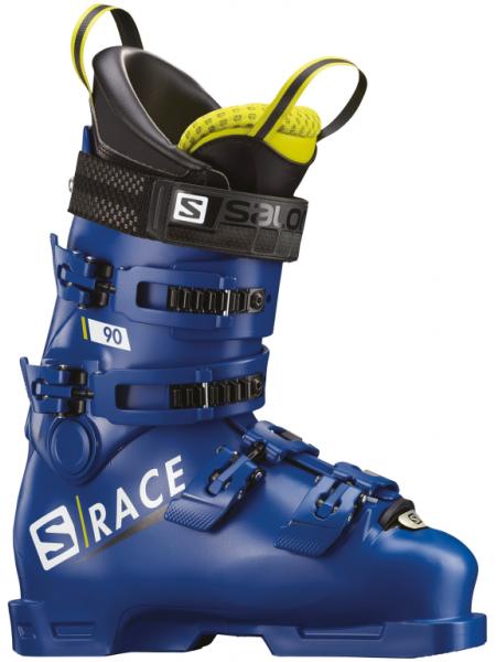 Ботинки горнолыжные Salomon S/RACE 90 Raceblue/Acid
