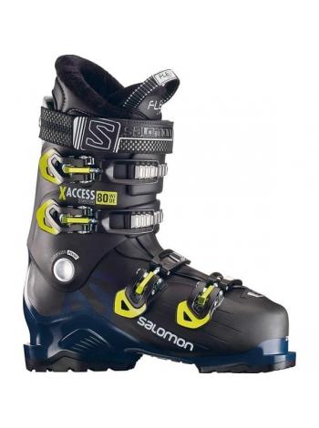 Гірськолижні черевики Salomon X Access 80 wide bk/petrol bl