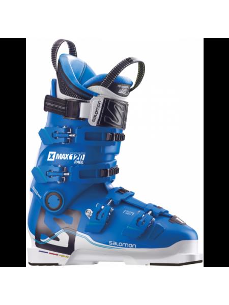 Ботинки горнолыжные Salomon X MAX Race 120 Indigo Blue/White/Bk