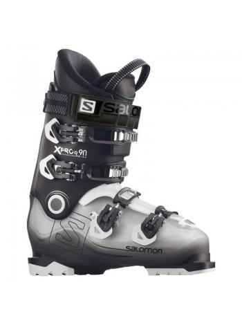 Ботинки горнолыжные Salomon X PRO R90 wide anthr tra/bk/d