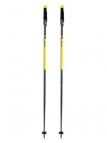 Горнолыжные палки HEAD MULTI S ALLRIDE antr-neon yellow