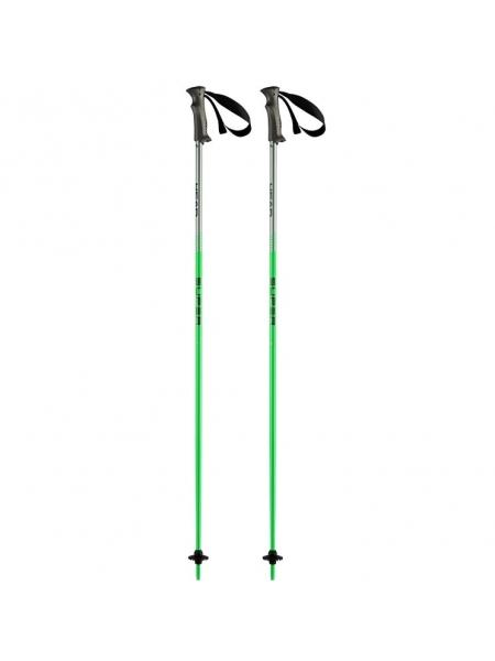 Гірськолижні палиці HEAD SUPERSHAPE neon green