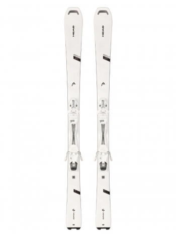 лижі HEAD ABSOLUT JOY SLR wh-bk+кріплення SLR 9 GW (315688)
