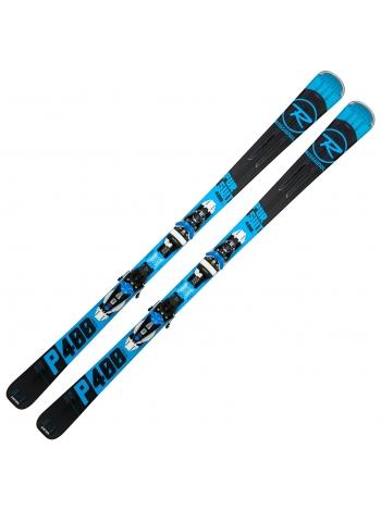 Лыжи горные Rossignol PURSUIT 400 CA + крепления NX 12