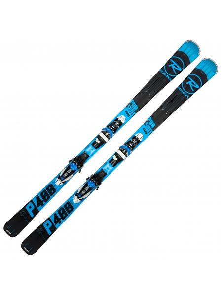 Горные лыжи Rossignol PURSUIT 400 CA + крепления NX 12
