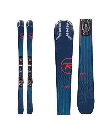 Лыжи Rossignol Expereince 74 + кріплення XPRESS 11 GW