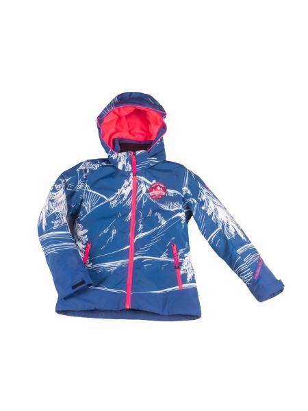 Куртка гірськолижна дитяча BITING Bons M-7