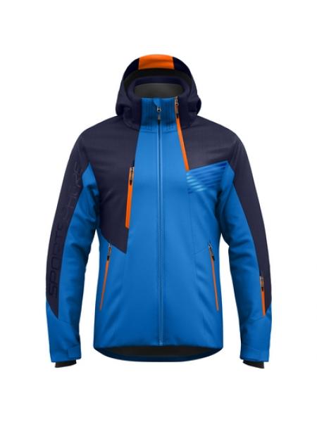 Гiрськолижна куртка SPH Boost blue