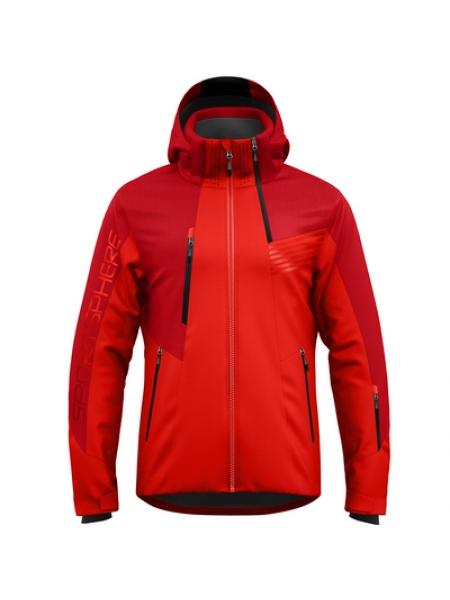 Гiрськолижна куртка SPH Boost red