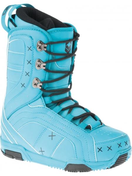Ботинки сноубордические FTWO FREEDOM Turquoise Lady