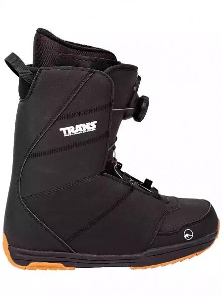 Ботинки сноубордические Trans DUAL TGF girl