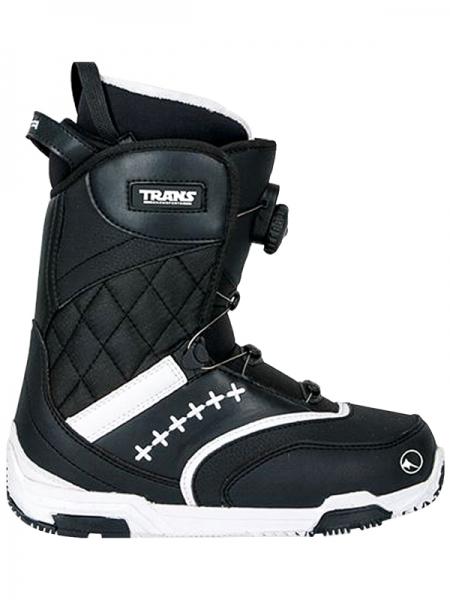 Ботинки сноубордические Trans PARK A-TOP GIRL black
