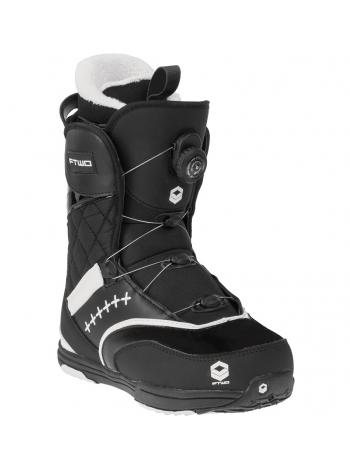 Ботинки сноубордические FTWO GLAM GIRL women black
