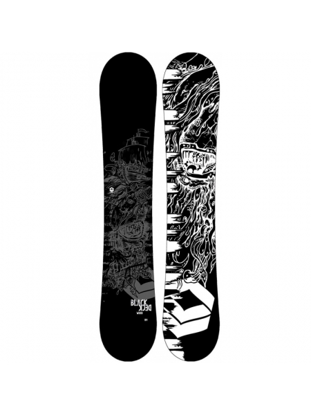 сноуборд FTWO BLACKDECK WOOD men grey