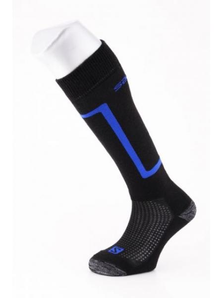 Шкарпетки Salomon ELIOS black-blue