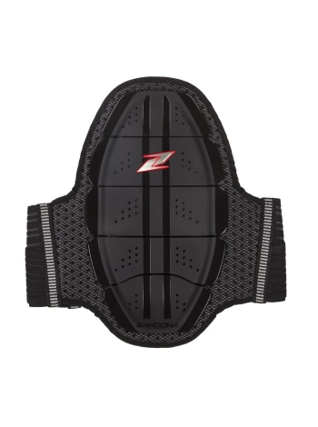 Захист спини Zandona EVO X5 black-red