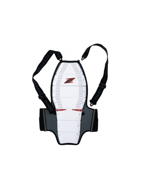 Защита спины дет. Zandona X6 white-red