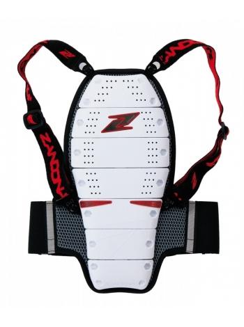 Захист спини Zandona X8 white-red