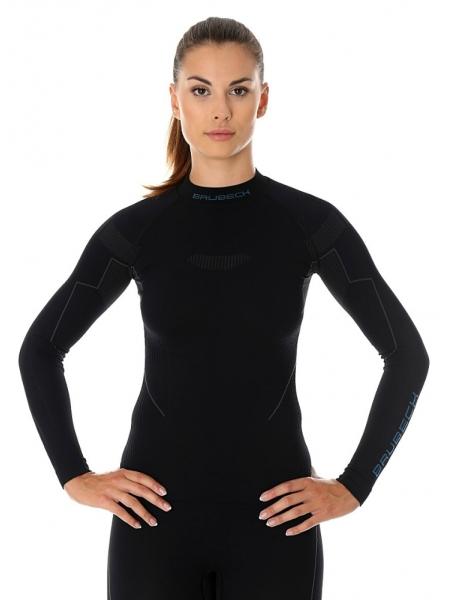 Термобелье блуза женская Brubeck THERMO black