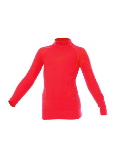 Термобілизна блуза підліткова Brubeck THERMO JUNIOR malinowy