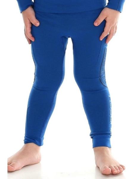 Термобілизна дитяча штани Brubeck THERMO KIDS niebiesky