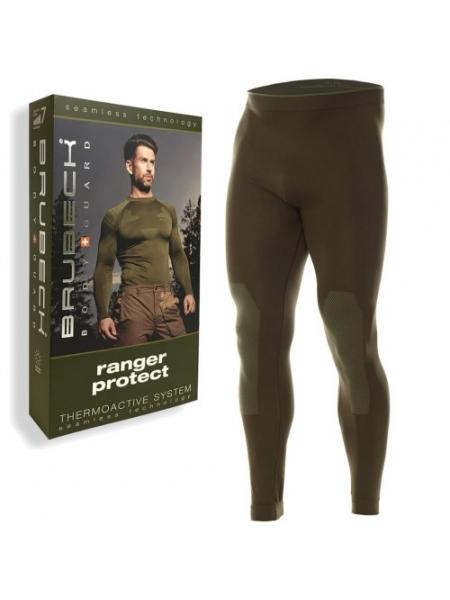 Термобілизна  чоловіча штани Brubeck RANGER PROTECT khaki