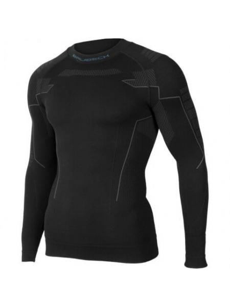 Термобілизна блуза чоловіча Brubeck THERMO black